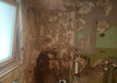 Badkamer vooraf